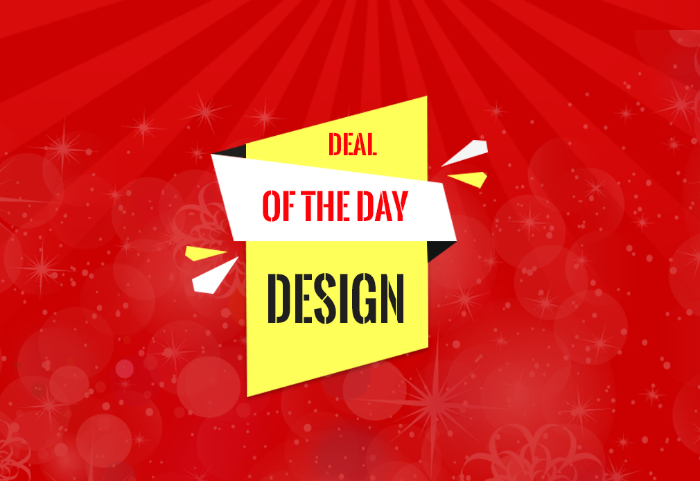 Deal of the Day Design - Volusion Platform
