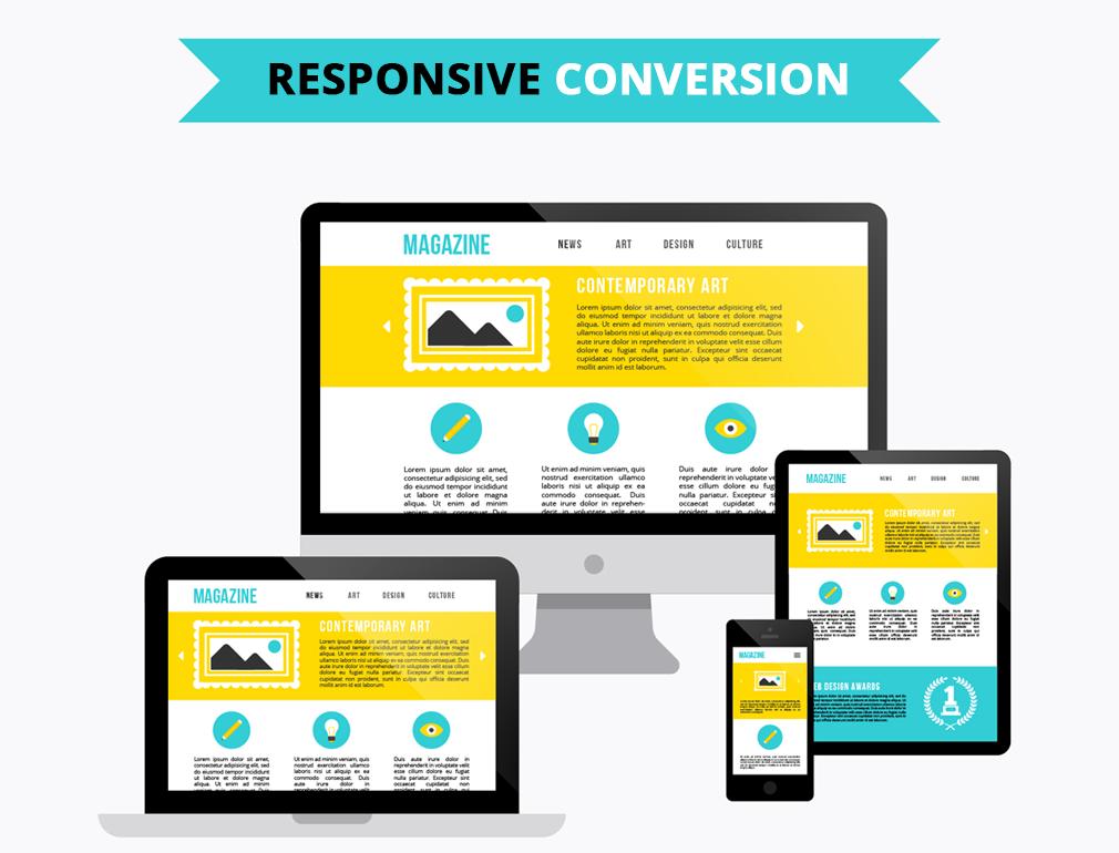 Responsive Conversion