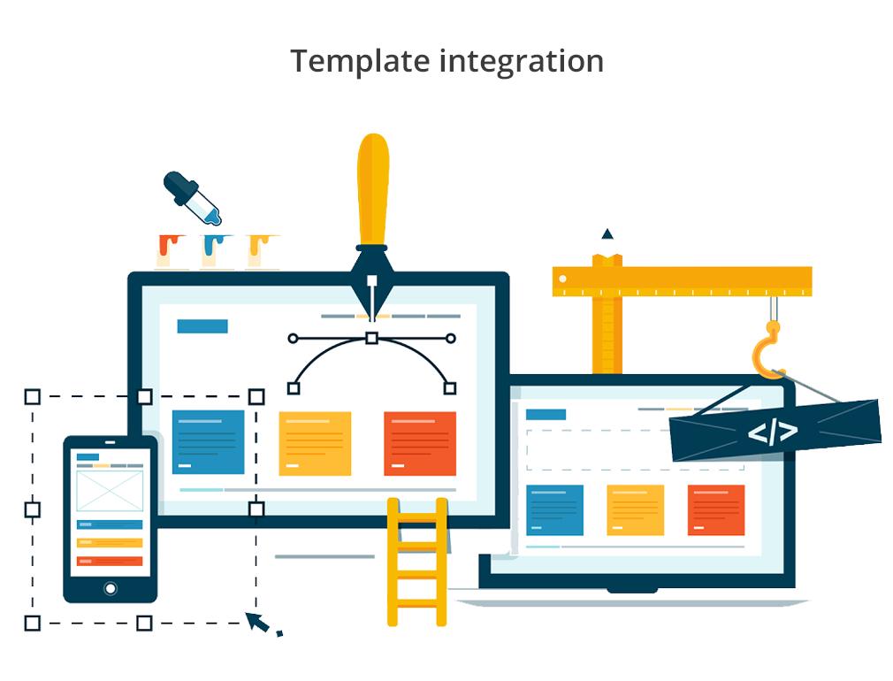 Template Integration