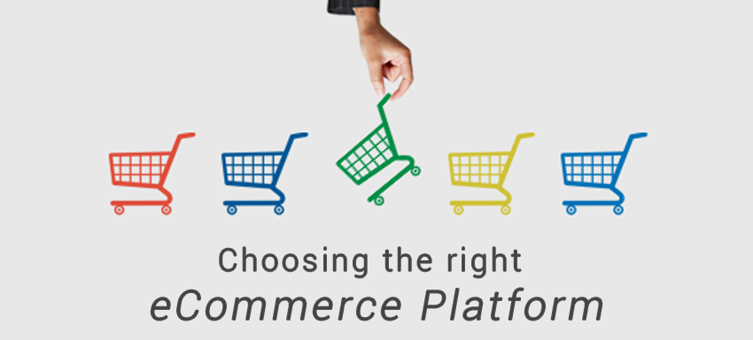 Factors to consider while choosing the eCommerce platform