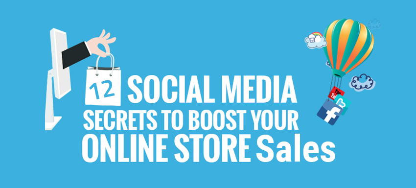 Drive traffic & increase sales for your eStore through social medias