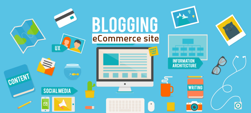 9 ideas to start blogging on your ecommerce site