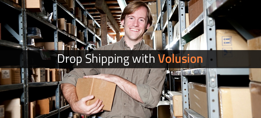 Ecommerce: Tips to get started with drop shipping on your Volusion store.