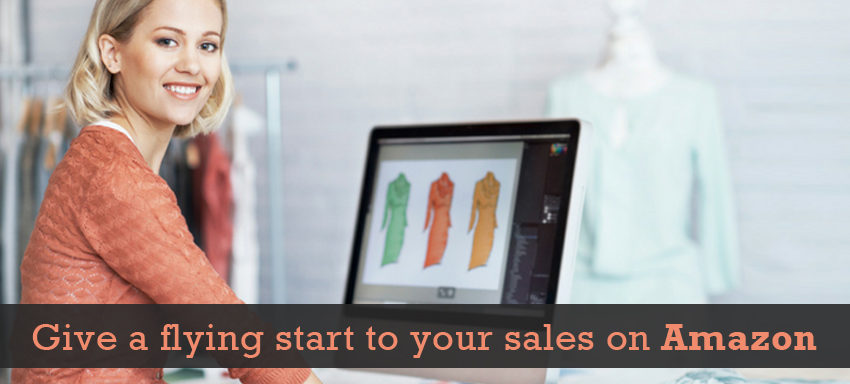 Give a flying start to your sales on Amazon | 9 Tips