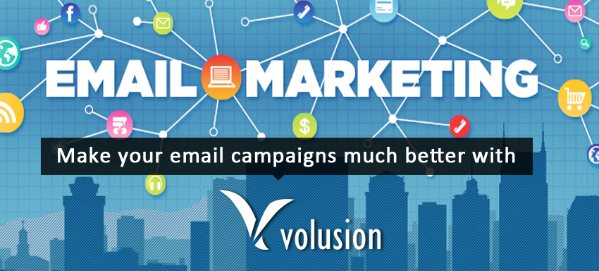 Email marketing apps for Volusion