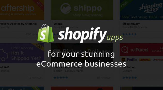 Latest updates of your eStore platform like Shopify, Volusion