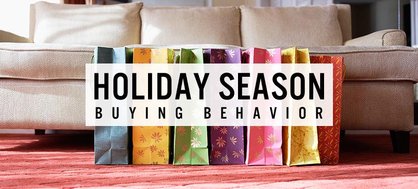 Survey: Holiday season buying behavior