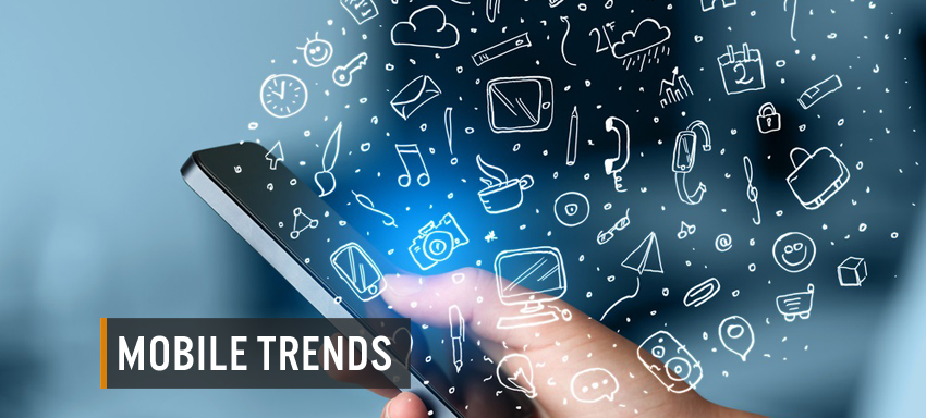 3 major mobile trends