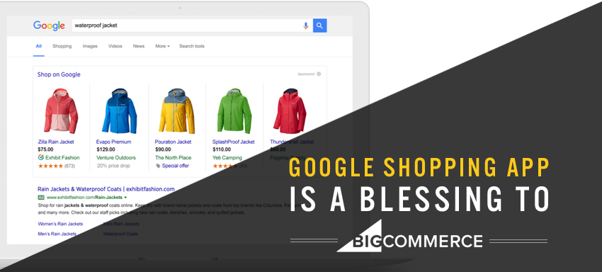 Google shopping app for BigCommerce