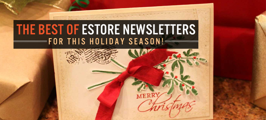 Newsletters for Holiday Season