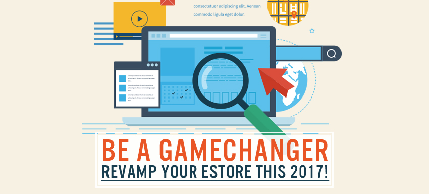 Ecommerce game-changer in 2017