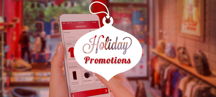 Holiday Promotions 2016