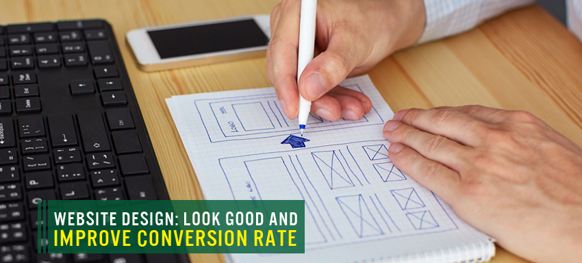 How A Website's Design Affects Conversion Rates