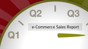 e-commerce sales report