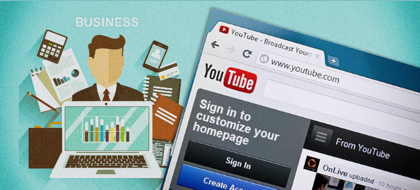Create a YouTube Channel for your online business