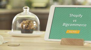 Shopify vs Bigcommerce buy button