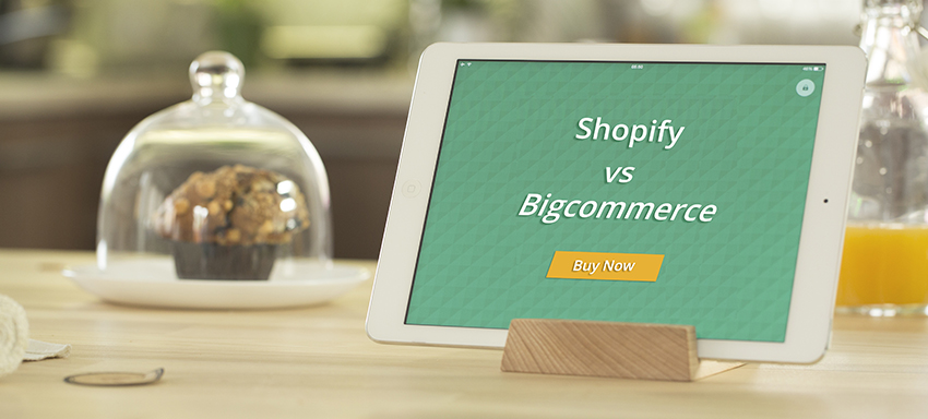 Shopify vs Bigcommerce buy button