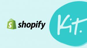 Shopify, Kit