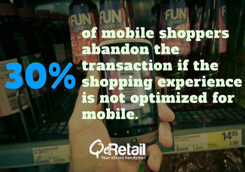 mobile optimization fact
