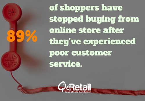 customer service fact