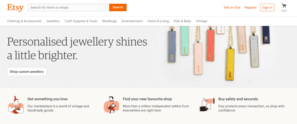 etsy com shop for anything from creative people everywhere