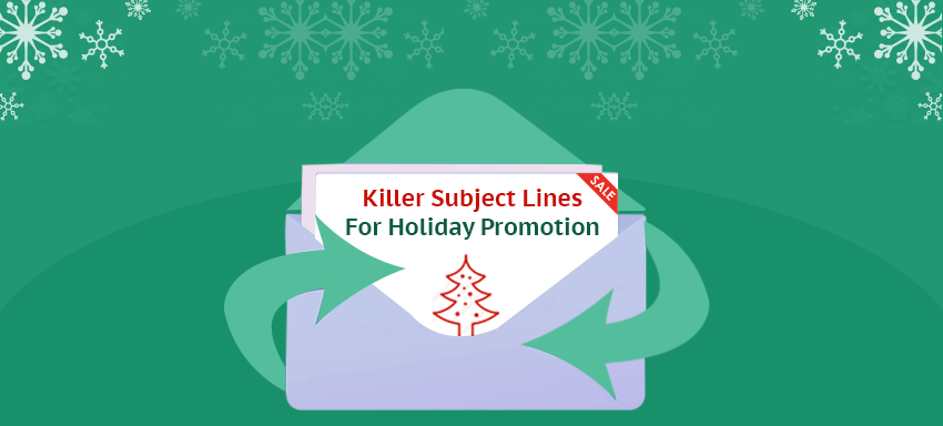 Holiday Email Subject Lines