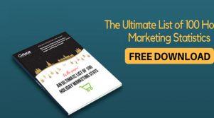 Holiday Marketing Statistics eBook