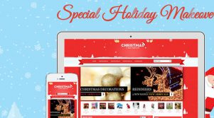 Spruce Up your Online Store with a Festive look