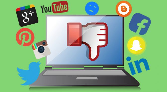social media failure examples