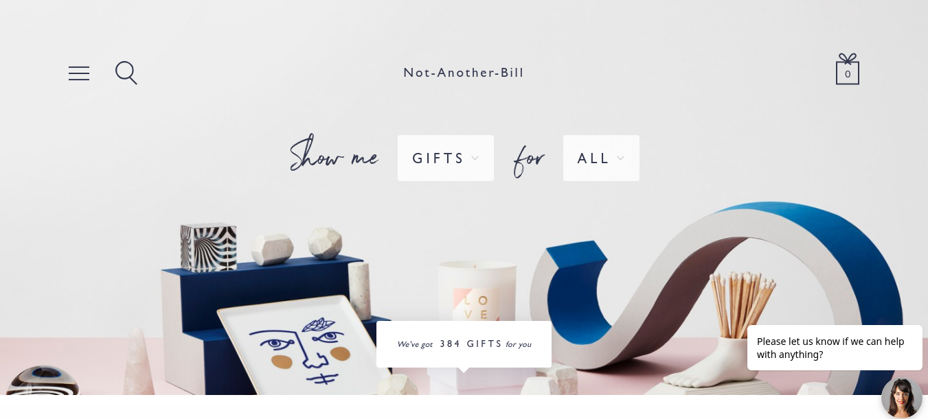 Not Another Bill - White Background Enhancing Creative Products