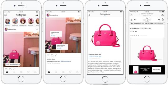 Instagram Shoppable Feeds