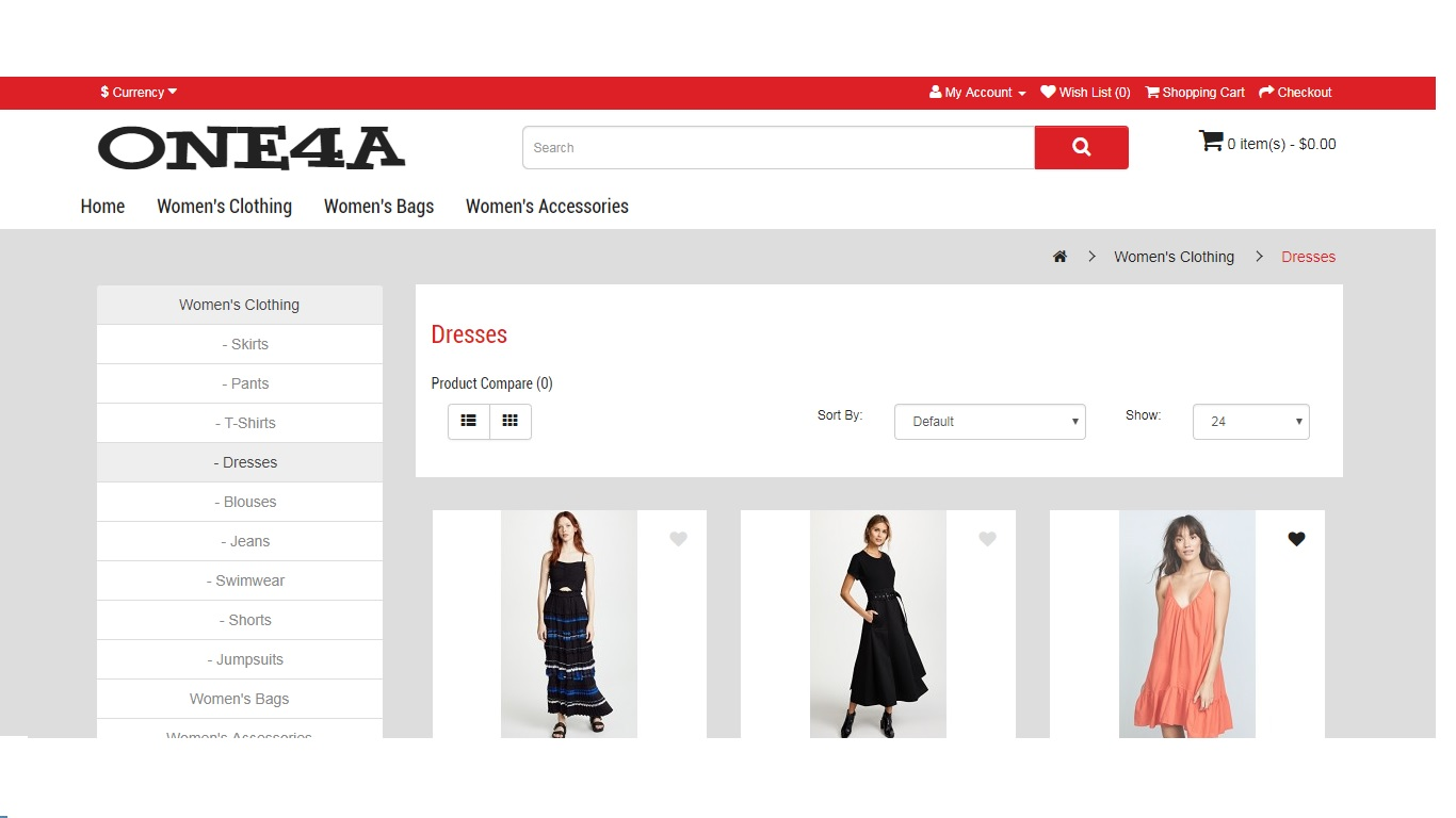 best eCommerce store design