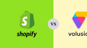 Shopify VS Volusion