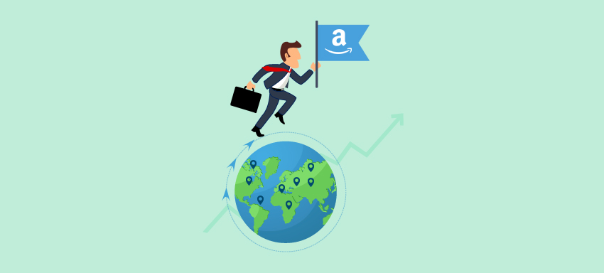 Going International Can Be Easy With Amazon