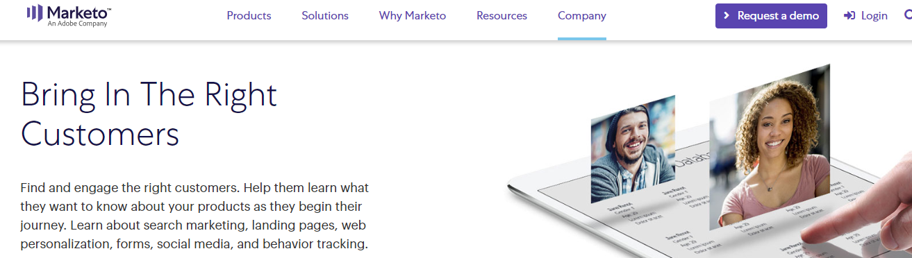 Marketo - Marketing Automation