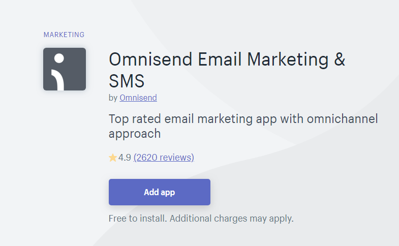 Omnisend - best mailchimp alternatives