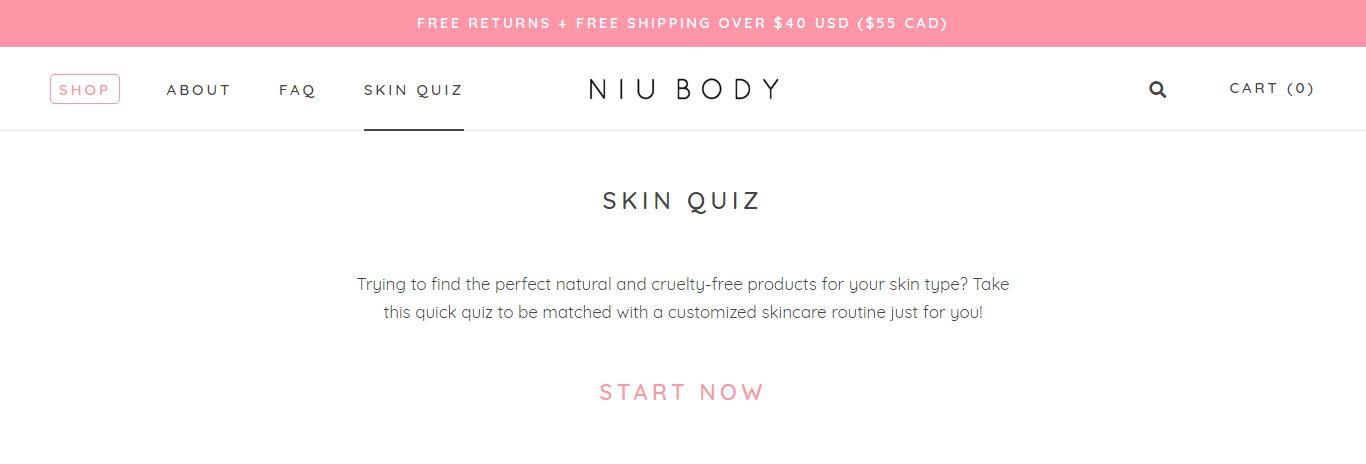 niu - shopify best store