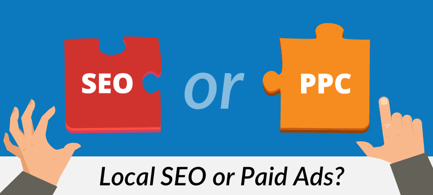 Should Small Businesses Invest in Paid Ads or Local SEO?