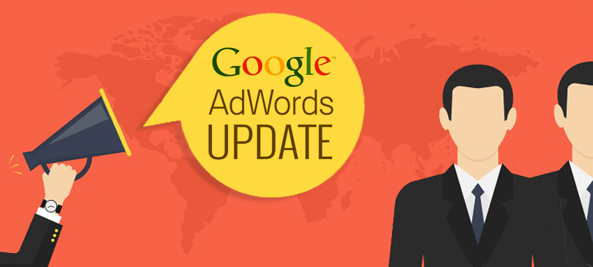 Google Adwords Update