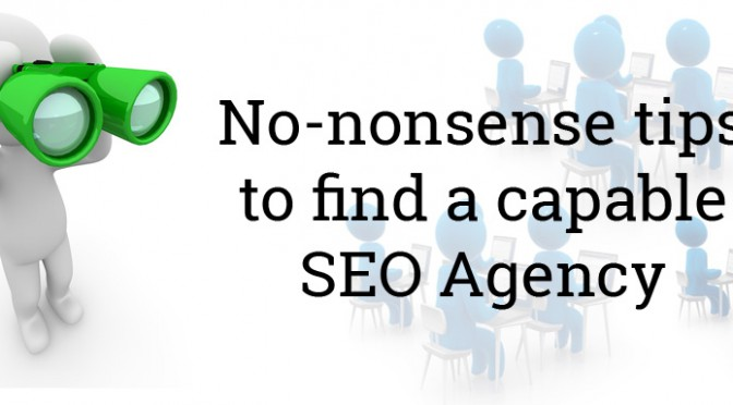 Find Capable SEO Agency