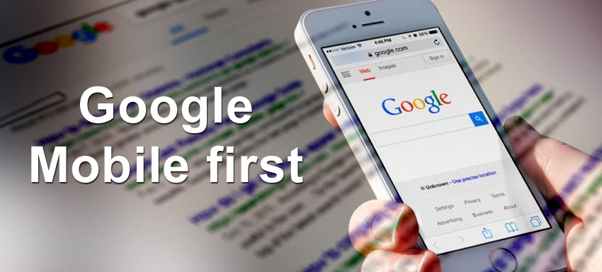 Google Mobile First Index Update