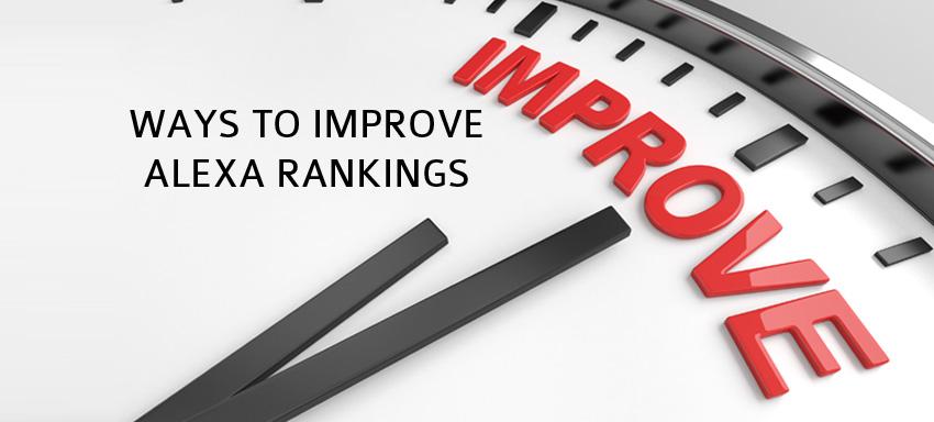 Ways to Improve Alexa rankings