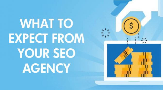 What to expect from your SEO agency?