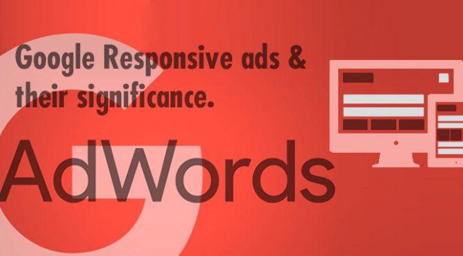 Google responsive ads display