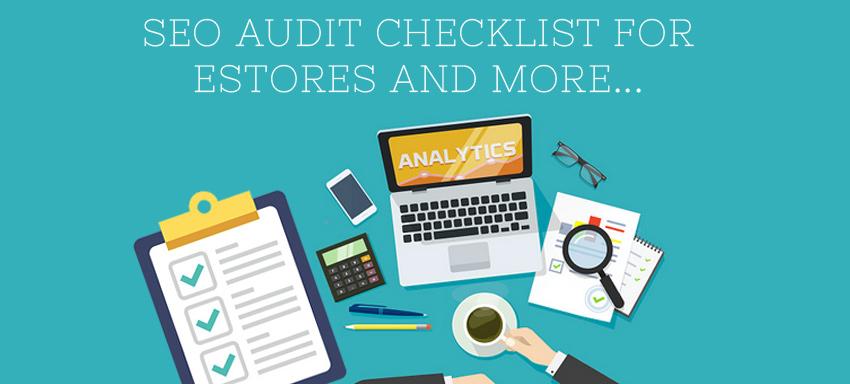 Ecommerce SEO site audit