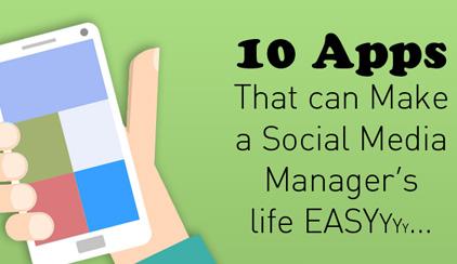 social media life easy